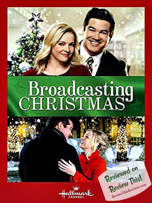 Broadcasting Christmas Hallmark Movie Review