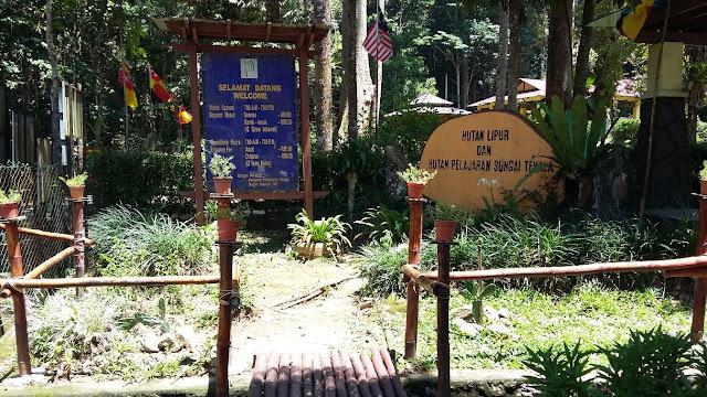 Hutan Rekreasi Sungai Tekala