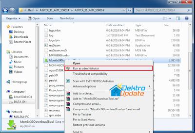 Cara Flash dan Downgrade Oppo A37F Dengan Mudah 100% Work