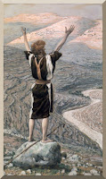 """The Voice in the Desert"" -- by James Tissot - PD-1923"