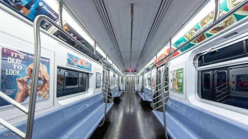 لأول-مرة-115-عاما-مترو-نيويورك-يوقف-رحلاته
