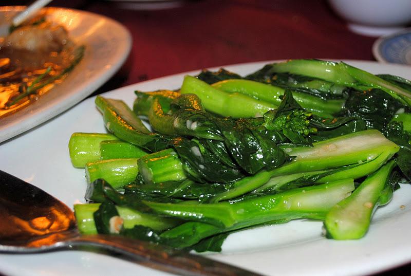A Coffeeholic's Travel Tale: Dinner for Three @ Kok Thai Restaurant
