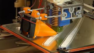 imprimante 3d pale d'éolienne