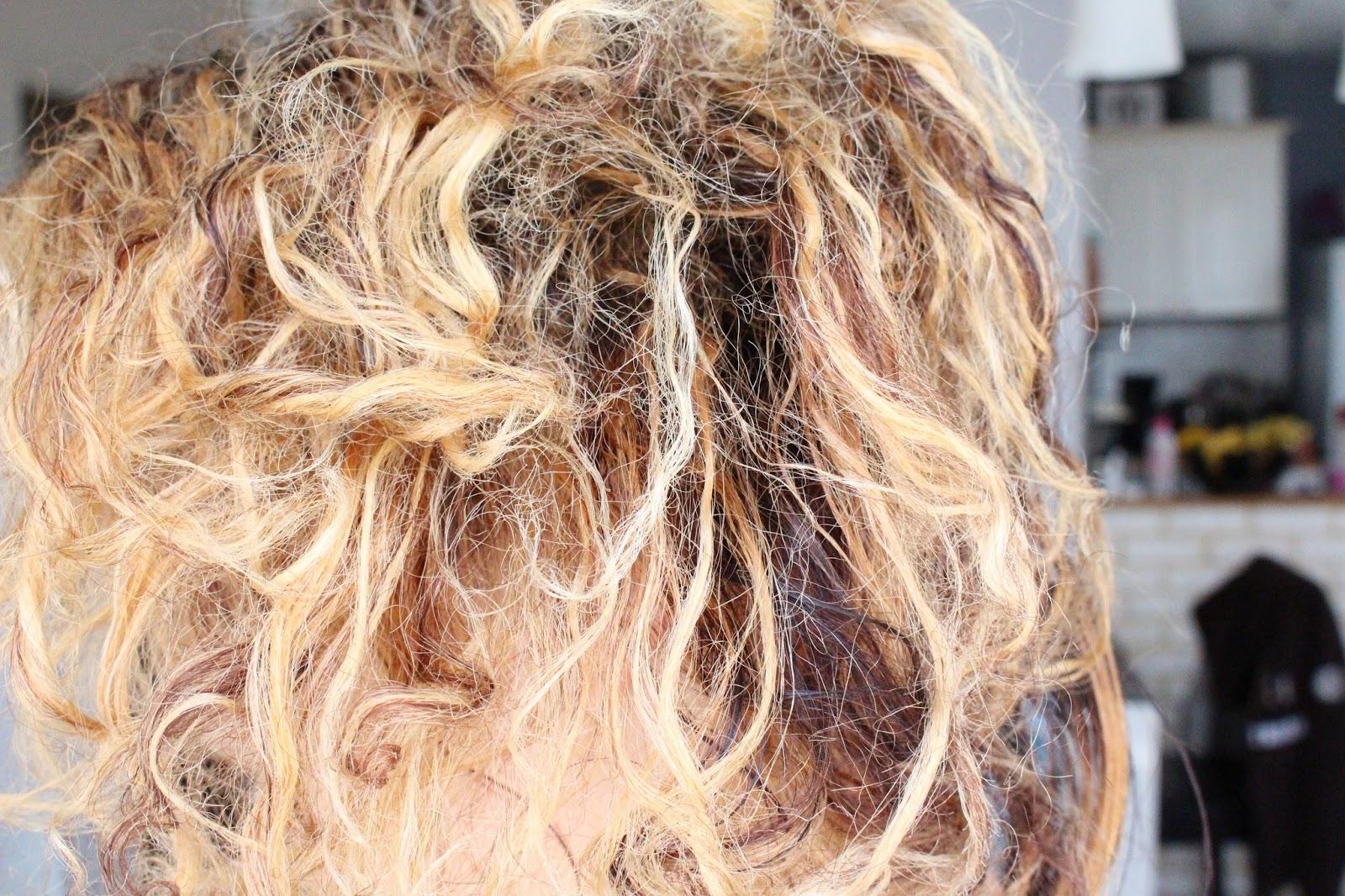 Je veux que mes cheveux soit long