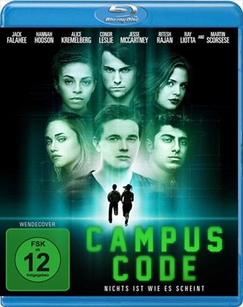 Free Download Campus Code 2015 Dual Audio Hindi  BluRay 280mb