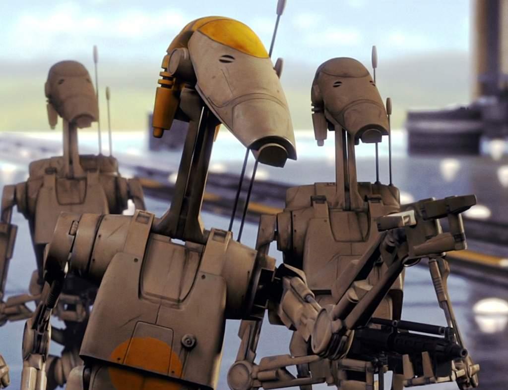 u0026 39 star wars battlefront ii u0026 39  teaser shows off battle droids