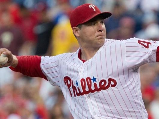 Philadelphia Phillies head to Texas to face Rangers.
