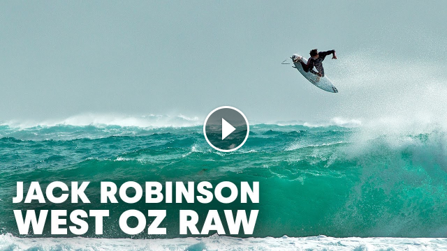 Jack Robinson s Super Sessions In West Oz RAW