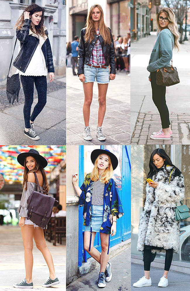 Model sepatu casual wanita terbaru 2016