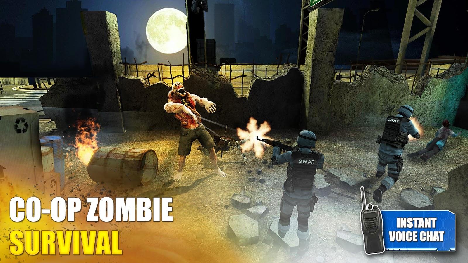 Counter Assault Online FPS MOD APK