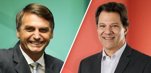 Pesquisa Datafolha revela que 48% votariam 'com certeza' em Bolsonaro e 33%, em Haddad