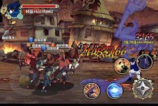 Naruto Adventure 3D Mod Apk v2.2 (Offline game)