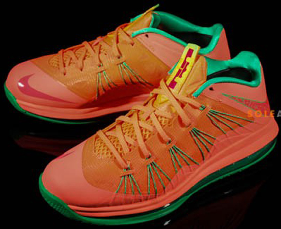 Nike Air Max LeBron X Low