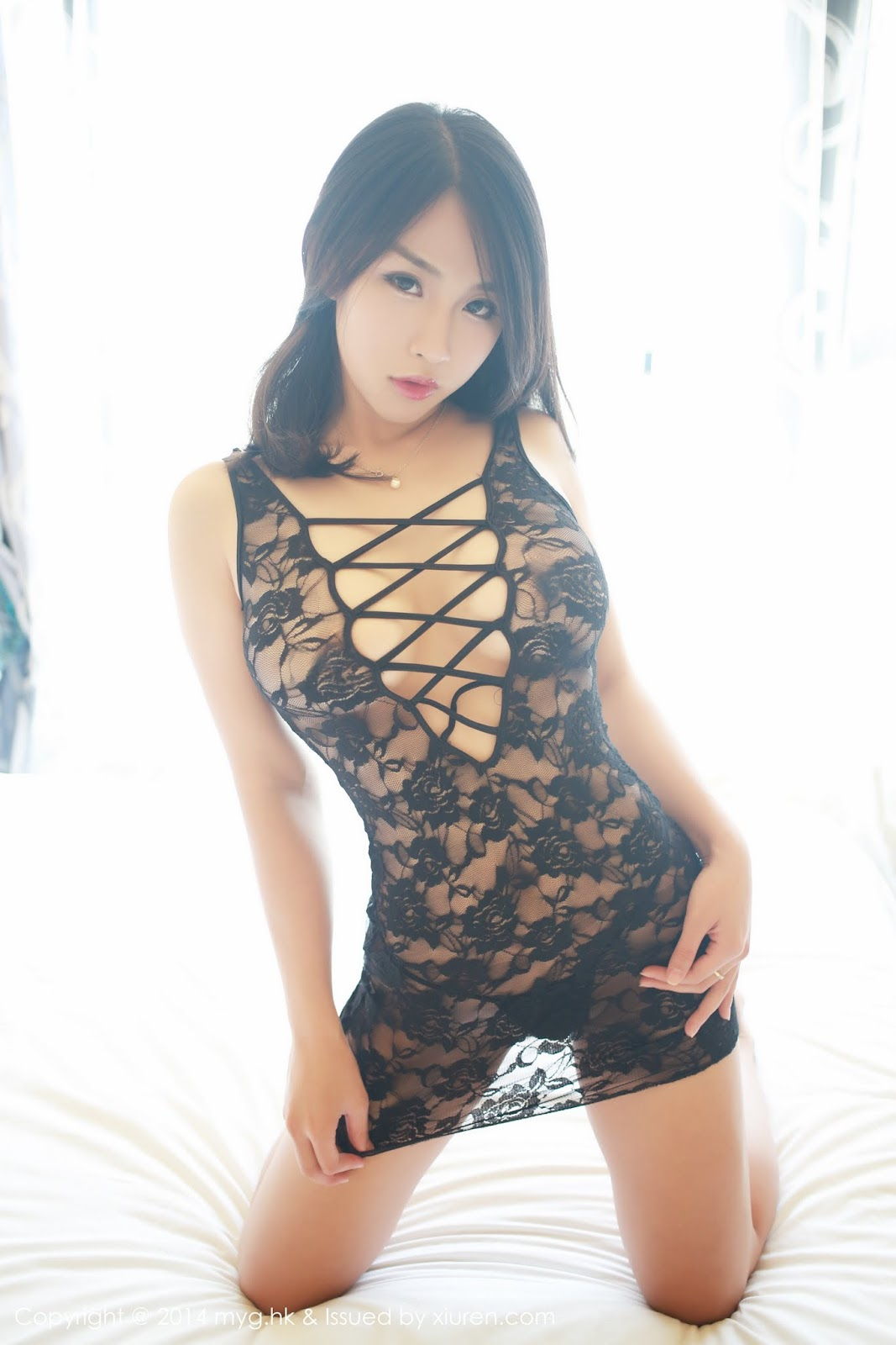 0031 - Beautiful Naked Girl Model MYGIRL VOL.35