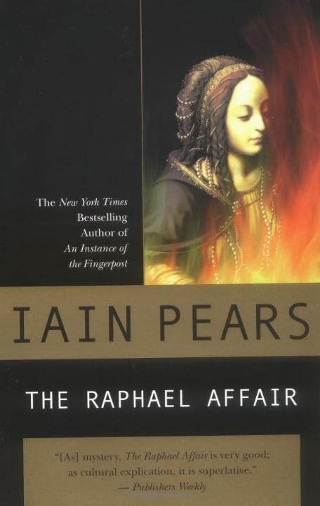 The Raphael Affair - Iain Pears