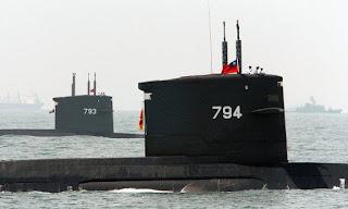 Kapal Selam Taiwan