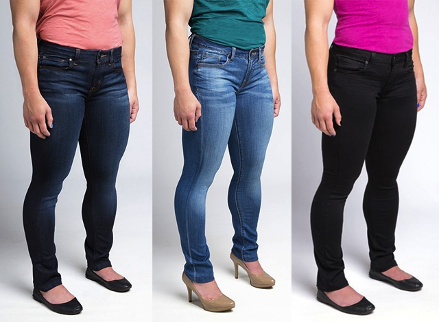 How to Find the Perfect Skinny Jeans for Petite Women