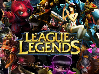 League Of Legends di rilis 27 oktober 2009 oleh Riot Games
