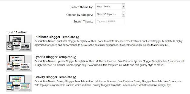 Cara Membuat Sitemap Blog Keren
