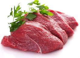 kırmızı et, et