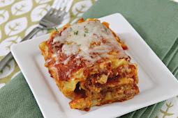 Cheesy Lasagna Roll Ups #dinner #easyrecipe