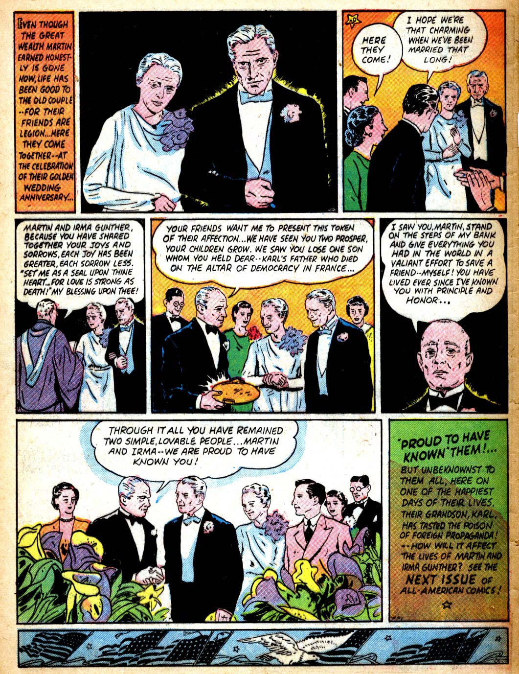 Read online All-American Comics (1939) comic -  Issue #9 - 64