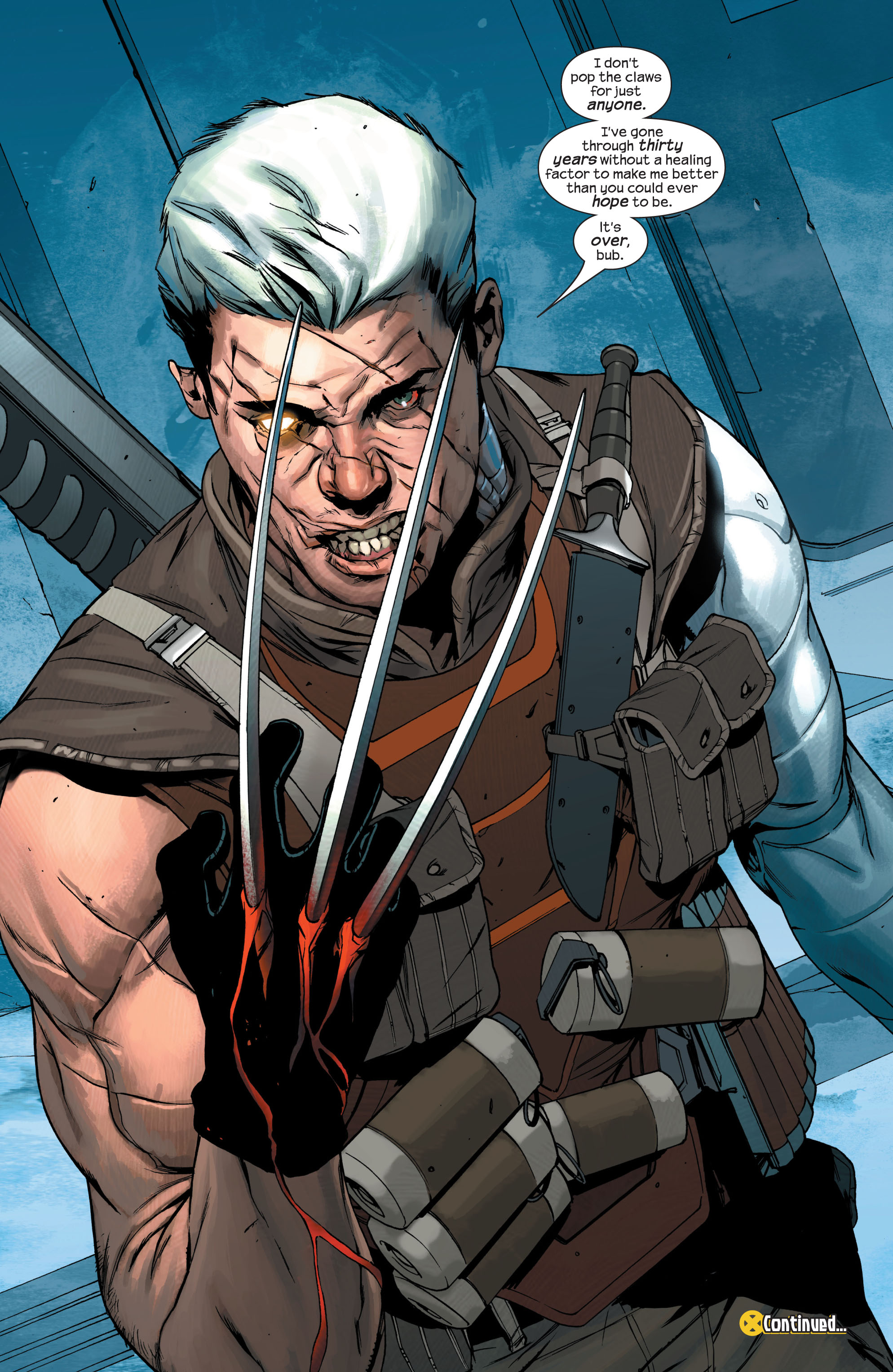 Read online Ultimate X-Men comic -  Issue #75 - 23