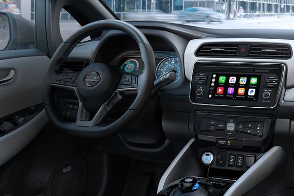 2019 NISSAN Sentra receives Apple CarPlay and Android Auto support