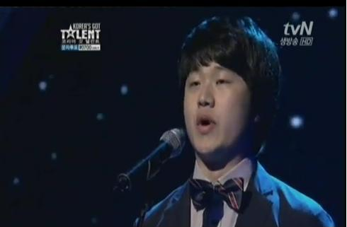 Perspectives in White Scratch Papers: Korea's Got Talent Season 1: Auditions Review