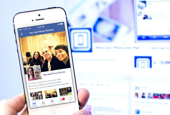 how to see friendships on facebook