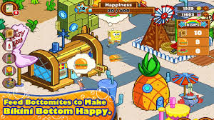 Game SpongeBob Moves in Mod Apk Data v4.37.00