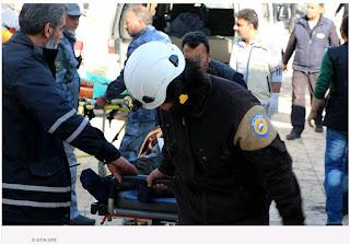White Helmets charlatans