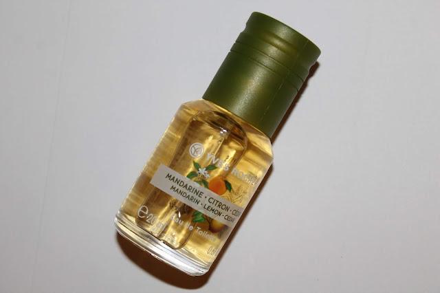 Swatch Parfum Mandarine Citron Cèdre Yves Rocher