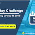 Sunday Challenge For Railway Group-D 2018 : Live Now