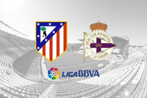 Atletico Madrid vs Deportivo La Coruna Full Match And Highlights