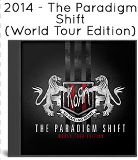 2014 - The Paradigm Shift (World Tour Edition) [Japan, Universal, UICO-1276-7]