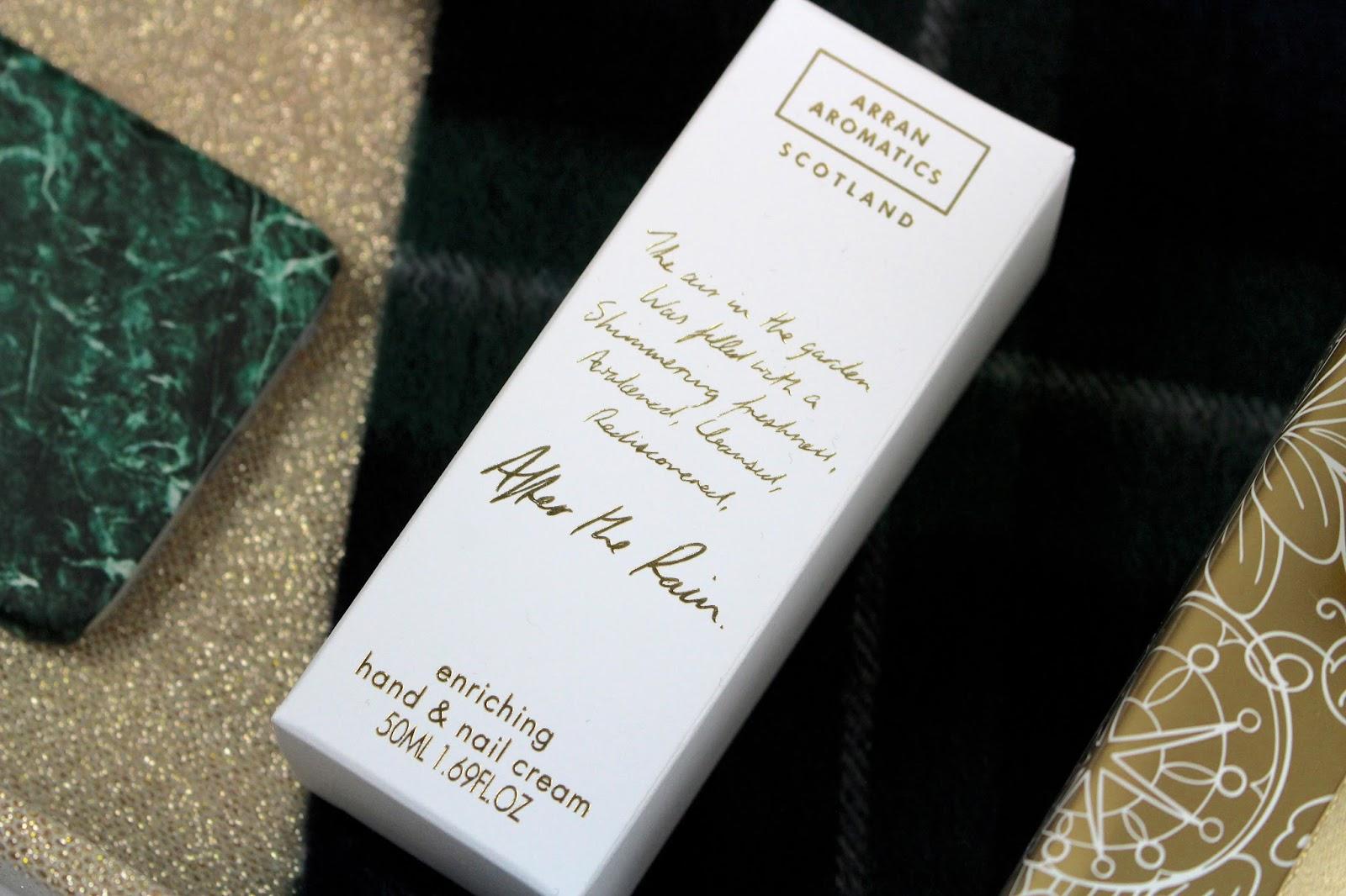 Arran Aromatics Christmas Gift