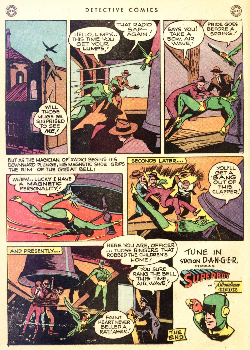 Read online Detective Comics (1937) comic -  Issue #128 - 22