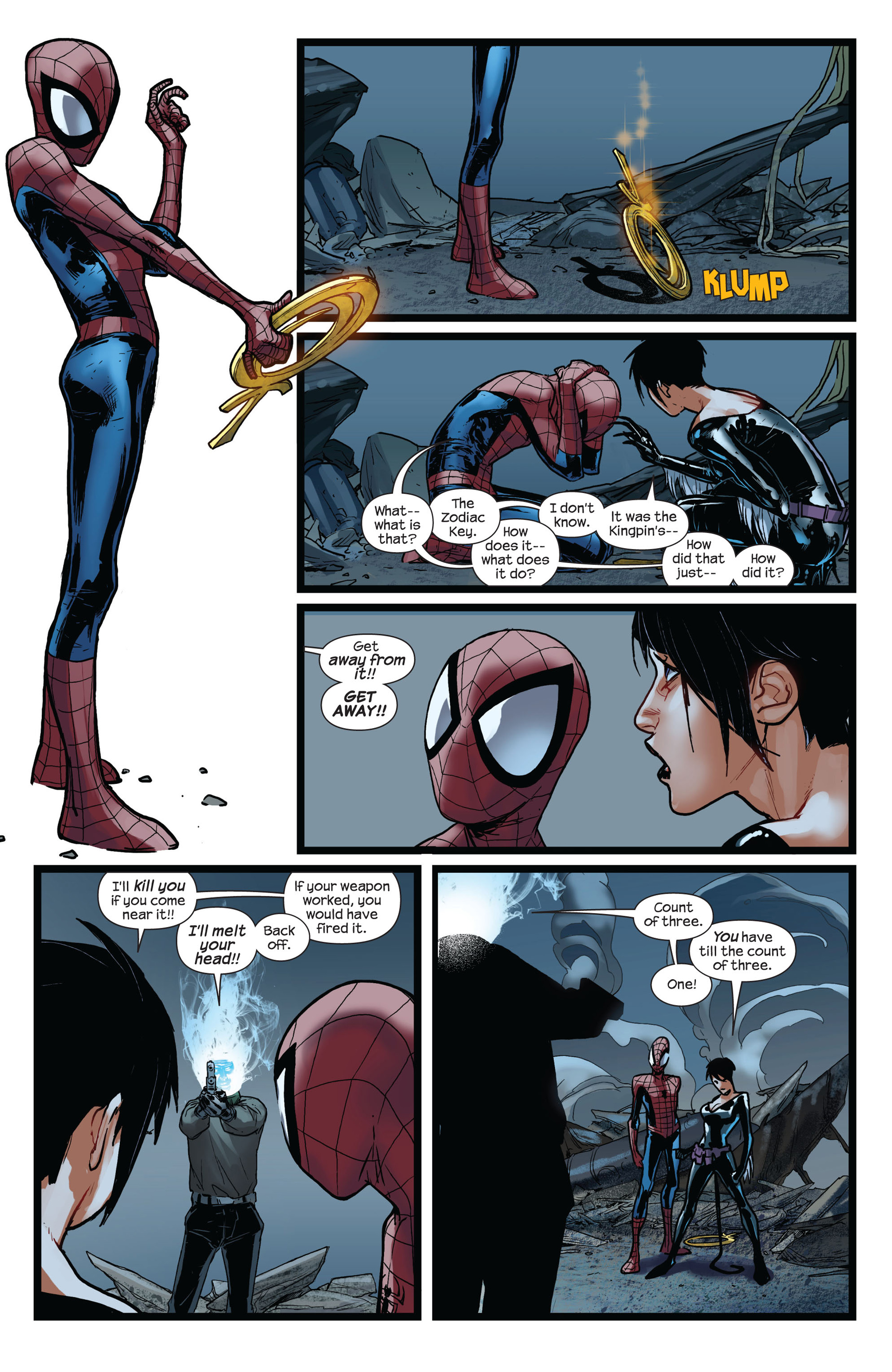 Read online Ultimate Spider-Man (2009) comic -  Issue #154 - 14