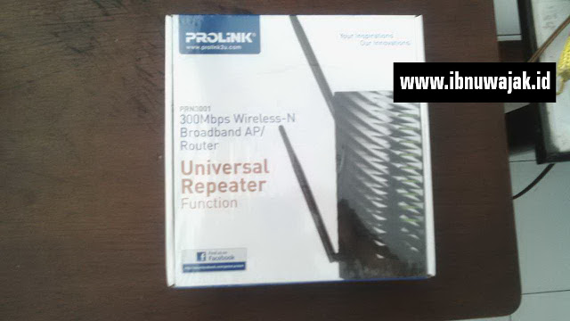 Prolink Prn3001 review