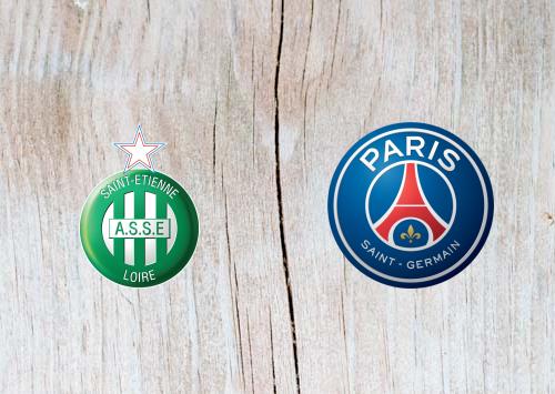 Saint-Etienne vs PSG Full Match & Highlights 17 February 2019