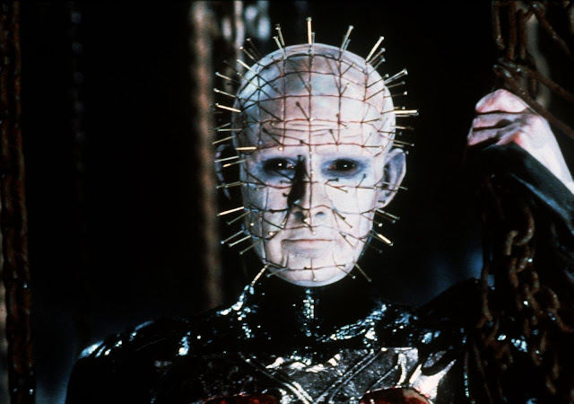 Pinhead, Hellraiser, Doug Bradley, Horror Movie Villains, Stephen King Store