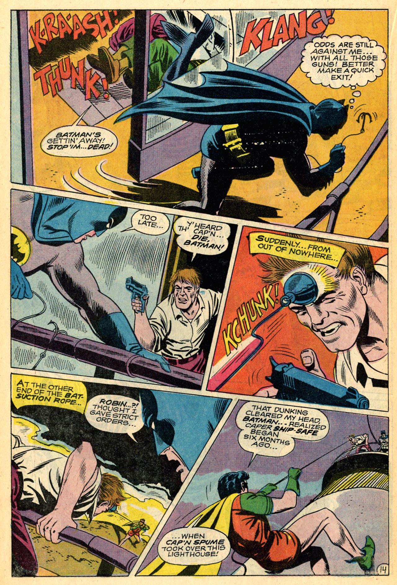 Detective Comics (1937) 381 Page 17