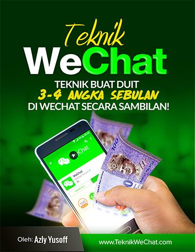 Ebook Malaysia - Teknik WeChat