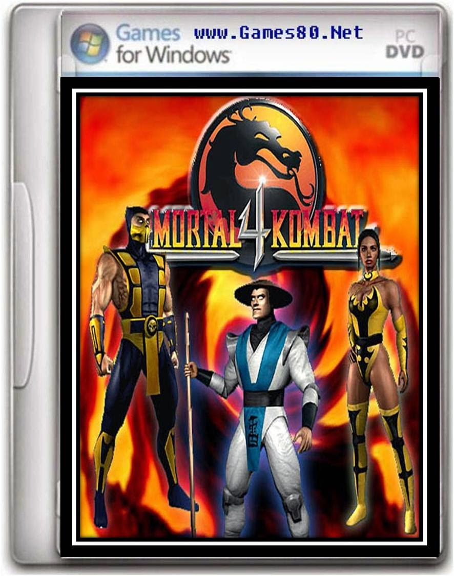 How to download mortal kombat 4 for pc free