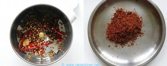 how to make chidambaram brinjal gothsu 3