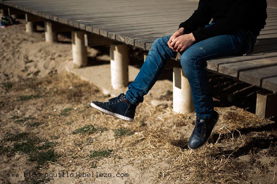 Moda hombre | Outfit casual | Entretiempo | Zapatillas Lois