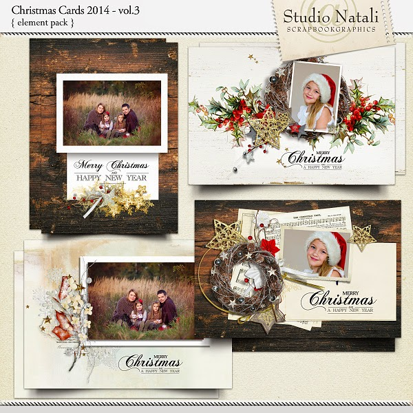 http://shop.scrapbookgraphics.com/Holiday-cards-2014-III..html