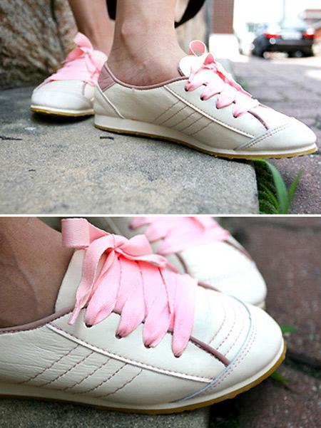 Chút lòe loẹt cho giầy độn đế sneaker6s