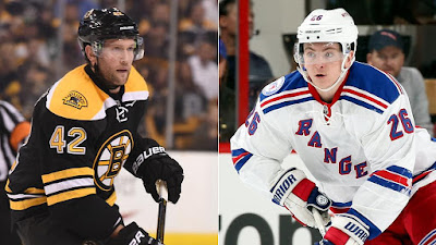 NHL : Rangers Visit Recharged Bruins